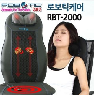Robotic Care RBT 2000 Chair Form Full Body Massager Remote Controller 100 240V