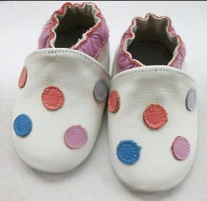 Handmade Soft Really Leather Baby Shoes Toddler Shoes Size 0 24 Months X014