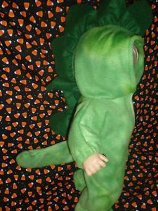 Clothes Bitty Baby Twins Dragon Halloween Costume Sleeper