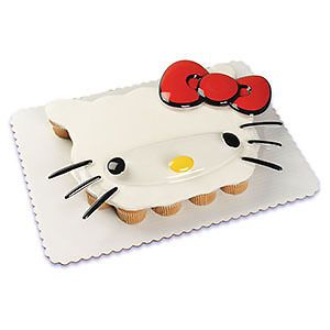 Hello Kitty Cake Topper