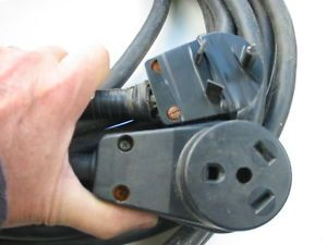 RV Power Cord 36 Foot 30 Amp Extension Cord Used