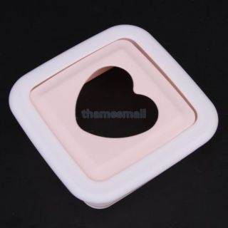 Heart Shape Sandwich Cake Toast Bread Mold Mould Cutter Maker Tool DIY Fun Food