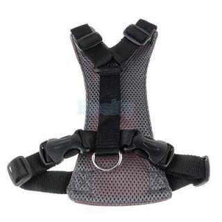 Red Puppy Pet Dog Fit Car Seat Safety Belt Harness S