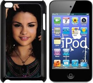 Selena Gomez Hard Back Case Cover for iPod Touch 4 4G 4th Gen