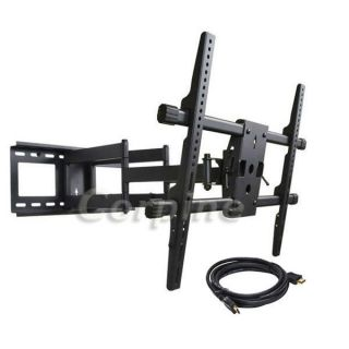 "Full Motion Articulating TV Wall Mount for Samsung Sharp 60"" 65"" 70"" 75"" LED 1Y4"