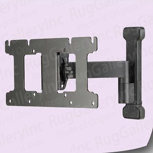 "Sanus Vuepoint F107 Full Motion Tilt Swivel Low Profile Wall Mount 13 26"" In"