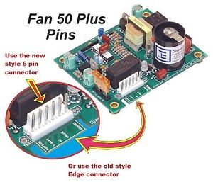 Dinosaur Fan 50 Plus Pins Fan Control Ignitor Board RV
