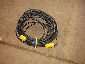 50' Heavy Duty 30 Amp Electrical Extension Cord