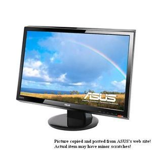 "Asus VH242H 24"" 5ms Full HD HDMI Widescreen HDCP Ascr LCD Monitor w Speakers"