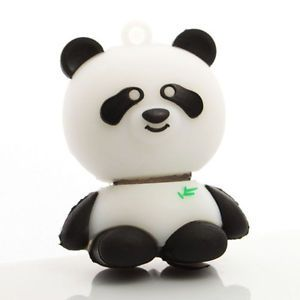 New Arrive 8GB Lovely Style Little Panda USB Flash Memory Pen Drive Stick Thumb