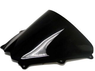 Dark Black Smoke Windshield Windscreen for 2007 2008 Suzuki GSXR GSX R1000 07 08