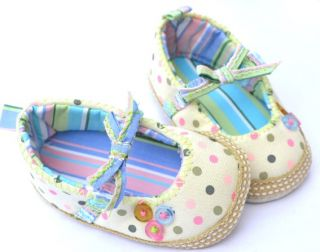 Mary Jane Kids Toddler Baby Girl Shoes Size 2 3 4