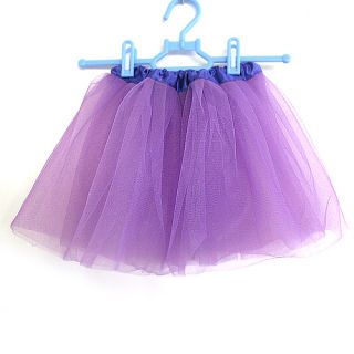 Baby Kids Girl Dancewear Dance Tutu Ballet Pettiskirt Princess Party Skirt Dress