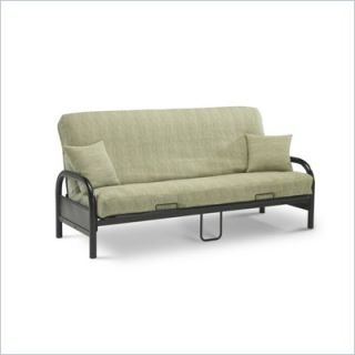 Fashion Bed Group Saturn Full Size Futon Frame in Black   B49464