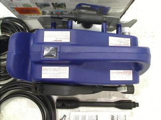 AR Blue Clean AR118 1 500 PSI 1 5 GPM Hand Carry Electric Pressure Washer