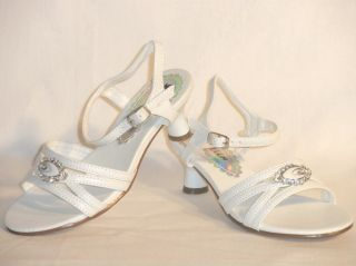 Pageant Wedding Flower Girls Dress Shoes Party Sandals