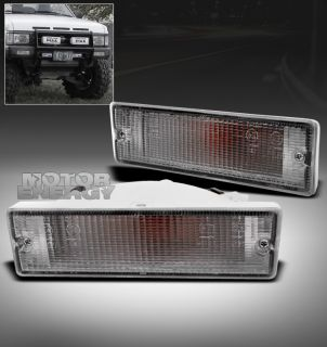 1988 1997 Nissan Hardbody Pathfinder Pickup Bumper Light JDM Turn Signal Parking