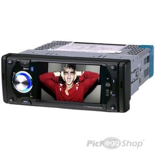 "4 3"" 1 DIN High Quality in Dash Car DVD Player with GPS"