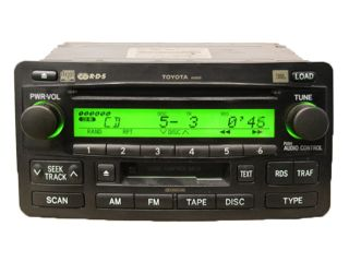 Repair Your Radio Toyota RAV4 Highlander Tundra 6 Disc CD Changer 03 04 05 06 07