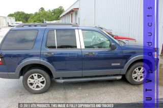 2002 Ford Explorer Chrome