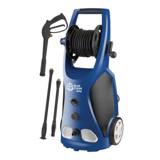 AR Blue Clean AR390 1800 PSI 120V 14 Amp 1 5GPM Electric Cold Water Power Washer