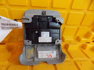 08 Acura RDX Homelink Sunroof Switch Interior Lights Overhead Console 2008 315