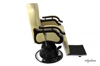 Brand New Traditional Barber Chair Styling Salon Beauty Equipment