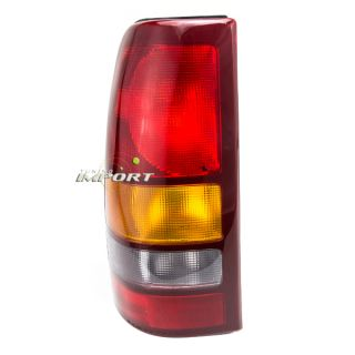2000 2002 Chevy Silverado Right Tail Light GM2801173 Lens Housing 1500 Fleetside