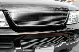 T Rex 02 05 Ford Explorer Bumper Billet Grille Custom Aluminum Polished Grill