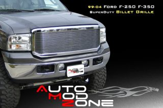 99 04 00 Ford F250 F350 Superduty Billet Grille Grill