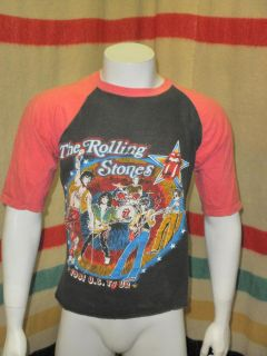 Vintage The Rolling Stones Tattoo You Tour T Shirt L