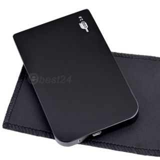 "2 5"" IDE HDD Hard Drive Disk External Enclosure Case"