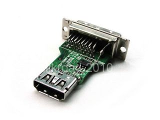 Original DVI to HDMI Adapter ATI HD Radeon 6140063501G
