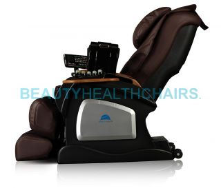 Brand New Beautyhealth BC 07D Shiatsu Recliner Massage Chair w Jade Heat Therapy