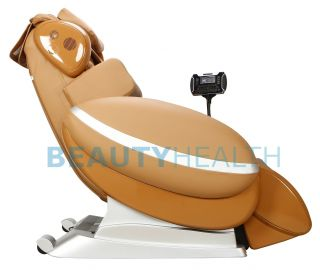 New Beautyhealth BC Supreme B 3D Shiatsu Massage Builtin Heat Chair Zero Gravity