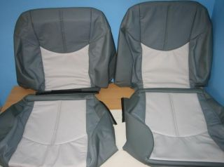 Lexus RX300 Genuine Leather Interior Kit Seat Covers