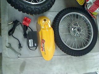 Razor MX650 Dirt Rocket Electric Motocross Bike $529 00 TADD
