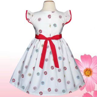 Gorgeous Baby Girls Dresses Kid Clothing Party Fun