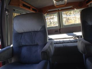1994 Ford Econoline Conversion Van Super Low Miles RARE 6 Cyl