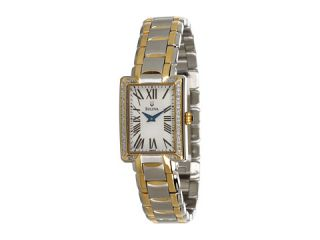 Bulova Ladies Diamond   98R157 SKU #8112779