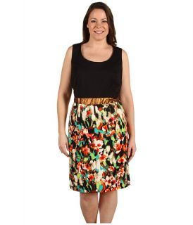 Calvin Klein Plus Size System Dress W2ABY970 $69.99 (  MSRP $