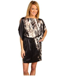 Jessica Simpson Printed Batwing Dress SKU #7929588