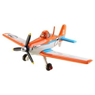Disney Planes Movie Premium Die Cast Racing Dusty Crophopper Toy
