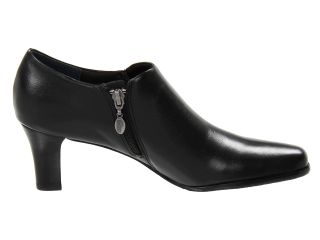 Trotters Jolie Black Soft Kid Leather