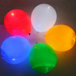 Cheapest LED Color Party Balloon Birthday Wedding Christmas Lights Events