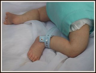 ♥ Georgia Sculpt Now Georgie Tina Kewy Reborn Fake Baby Boy Doll ♥