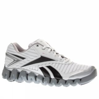 Reebok Zig Activate 10 5 US White Trainers Shoes Mens New