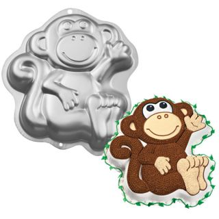 Wilton Monkey Cake Pan