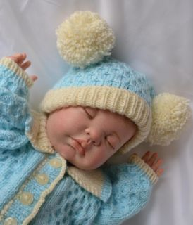 PJs ♥♥ Amazing ♥♥ Molly Marie ♥♥ Reborn Baby Boy Doll OOAK ♥♥ Now Jack ♥♥ New ♥♥