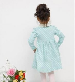 Girls Kids Dress Top Skirt Toddler Long Sleeve 1 6Y Baby Party Clothes Lovely